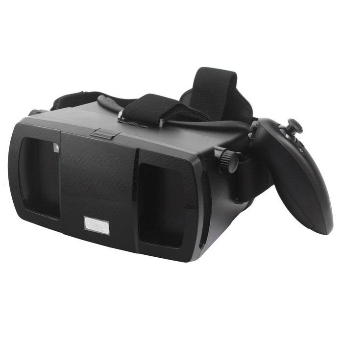 "NEJE virtual reality 3D-video bril w / BT controle voor 4.7 ~ 6"" phone"