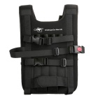 Elastic Shoulder Bag Backpack for DJI Phantom 1/2/3 - Black