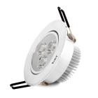 walangting 3W 3-LED plafond lamp spotlight wit 280lm - zilver