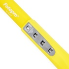 Fotopro QP-906R+ BT Selfie Monopod w/ Bracket for IPHONE 6 - Yellow