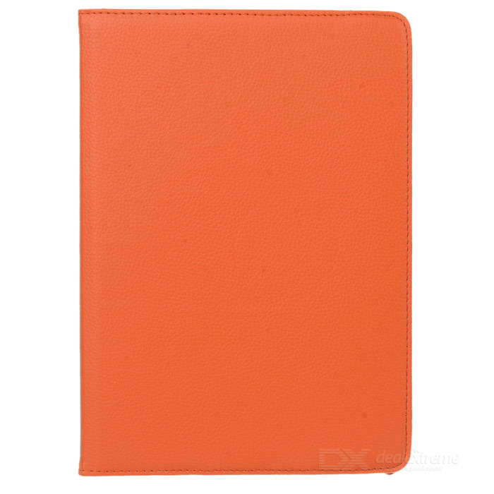 360' Rotating Protective Case Cover for Samsung Tab A 9.7 - Orange