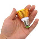 E27 3W Dimmable RGB Light 270lm LED Spotlight Bulb Lamp w/ Remote