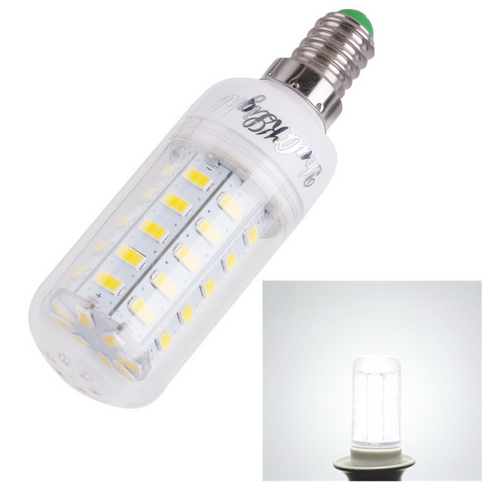 YouOKLight E14 9W LED Corn Bulb Lamp Cool White 48-SMD 5730 (110V)