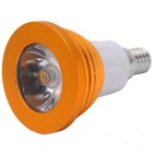 E14 3W 270lm Dimmable RGB Light LED Spot Bulb (AC 85~265V)