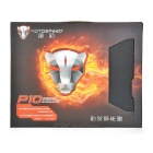 Motospeed P10 Aluminum Alloy Dual Side Gaming Mouse Pad - Black
