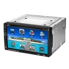 KSD-6902 6.95-inch TFT Digital Touch Screen Car DVD w/ Bluetooth / GPS / Electronic Anti-shock