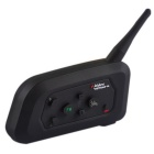 Vnetphone V4-1-EU Bluetooth Interphone de moto pour 4 cavaliers