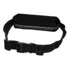 Outdoor Sports Adjustable Nylon Waist Band for IPHONE 6 / 6S - Black