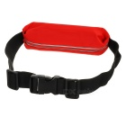 Outdoor Sports Adjustable Nylon Waist Band for IPHONE 6 / 6S - Red