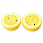 Float-on-Water Scented Candles - Green Lemon (Pair)