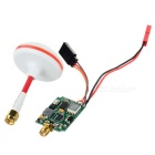 600MW Transmission Module w/ Antenna for Multirotor FPV - White + Red