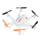 HUAXIANG 2.4GHz 4-CH Headless Mode R/C Hexcopter w/ LCD & 3D Tumble & Upside-Down Flight - White
