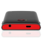 BQ S37 Android 4.4.2 3G Phone w/ 512MB RAM, 512MB ROM - Black + Red