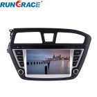 "Rungrace RL-501WGIR02 8"" 2-Din Car DVD Player w/ BT, GPS for 2015 Hyundai I20"