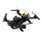 Walkera runner 250 basert versjon 2 r / c racing quadcopter - svart