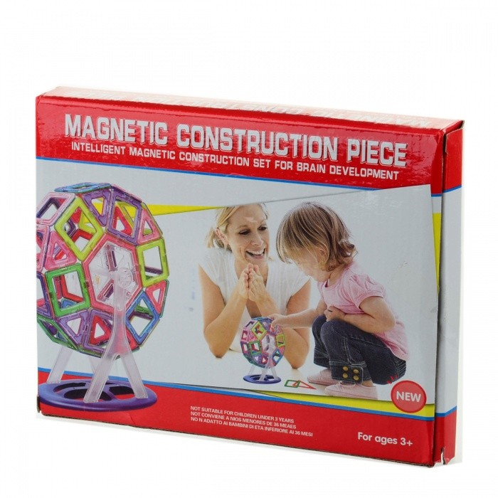 Brain Development Toys : M brain development magnetic construction toy for kids