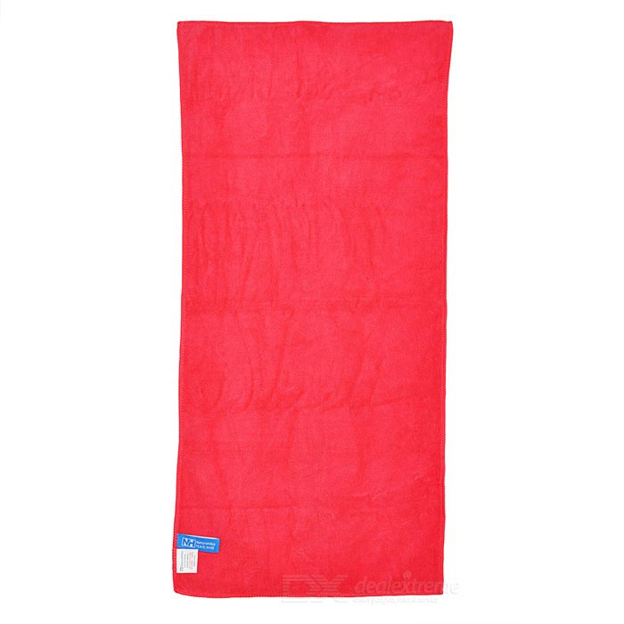 NatureHike Antibacterial Fiber Towel for Traveling - Dark Pink