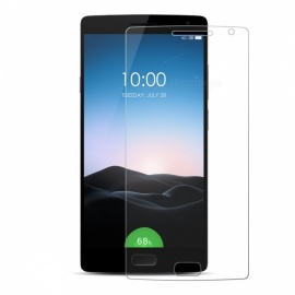Mr.northjoe 0.3mm 2.5D 9H Tempered Glass Screen Guard Protector for Oneplus 2