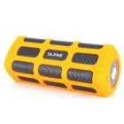 SLANG 6W Super Bass Stereo Bluetooth V3.0 Hands-free 5200mAh Rechargeable Speaker w/ AUX / USB