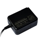 Portable US Plugss Charger w/ Adapter for Lenovo Yoga 3 - Black