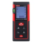 "UNI-T UT391+ 1.81"" LCD Laser Rangefinder / Distance Measuring Meter - Red + Grey (Without battery)"
