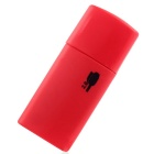 Portable USB 2.0 Micro SD / TF-Kartenleser - Red