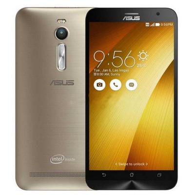 ASUS ZenFone 2 ZE551ML Android5.0 4G Phone w/ 4GB RAM, 16GB ROM - Gold