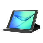 360' Rotation Case w/ Stand for Samsung Galaxy Tab S2 9.7 - Black
