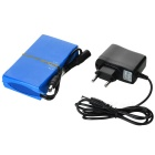 4000mAh prueba de explosiones recargable Li - Ion Battery w / Switch - Azul