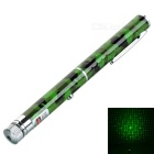 Estilo Pen Laser Pointer Set - camuflagem verde