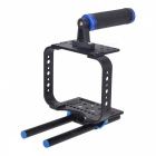 EOSCN DSLR Camera Cage Rig Kit for BMCC Blackmagic Cinema Camera - Black