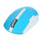 Motospeed G12 2.4G Wireless Mouse for Laptop / PC - Blue+White (1*AA)