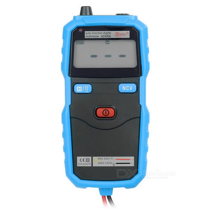 BSIDE ADM06 2000 Counts Mini Unibody Auto Fuction Digital Multimeter