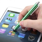 Capacitive Touch Screen Stylus for IPHONE / IPAD - Green (4PCS)