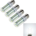 YouOKLight E27 9W LED Corn Light Bulb Lamps White Light 6000K 880lm 48-SMD 5730 (110V / 4PCS )