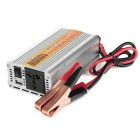 1000W Car Vehicle DC 12V to AC 110V Power Inverter Adapter Converter w/ USB Port - Silver