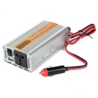 1000W Car DC 12V to AC 110V Power Adapter Converter w/ USB - Silver