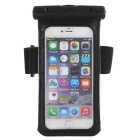 Jtron 5.5 Inches 100% Waterproof Case for Smart Phone - Black