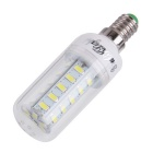 YouOKLight YK1162 E14 7W LED Corn Bulb Bluish White Light (4PCS)
