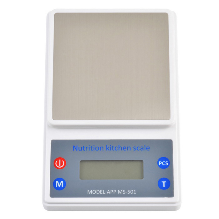 Ms 501 2 4 Lcd Bluetooth Nutrition Kitchen Scale For Andriod Iso System Phone Tablet
