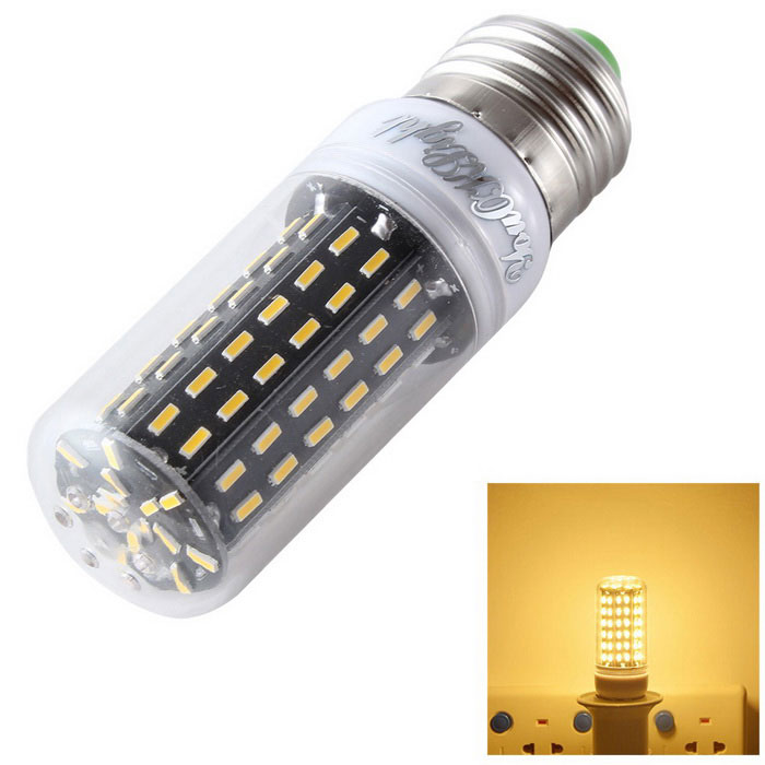 YouOKLight YK1196 E27 9W LED Corn Lamp Warm White 3000K 900lm 96-SMD