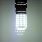 E14 11W 56-SMD 920lm Cold White Stripe Shaded Light LED Corn Bulb