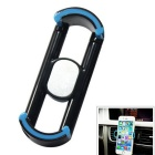 Universal Car Air Vent Mount Holder for IPHONE + More - Black + Blue