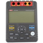 UNI-T UT513A Insulation Resistance Tester w/o Battery - Red + Grey