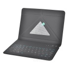 "Bluetooth V3.0 59-Key Keyboard Case for 7~7.85"" Tablet PC - Grey"