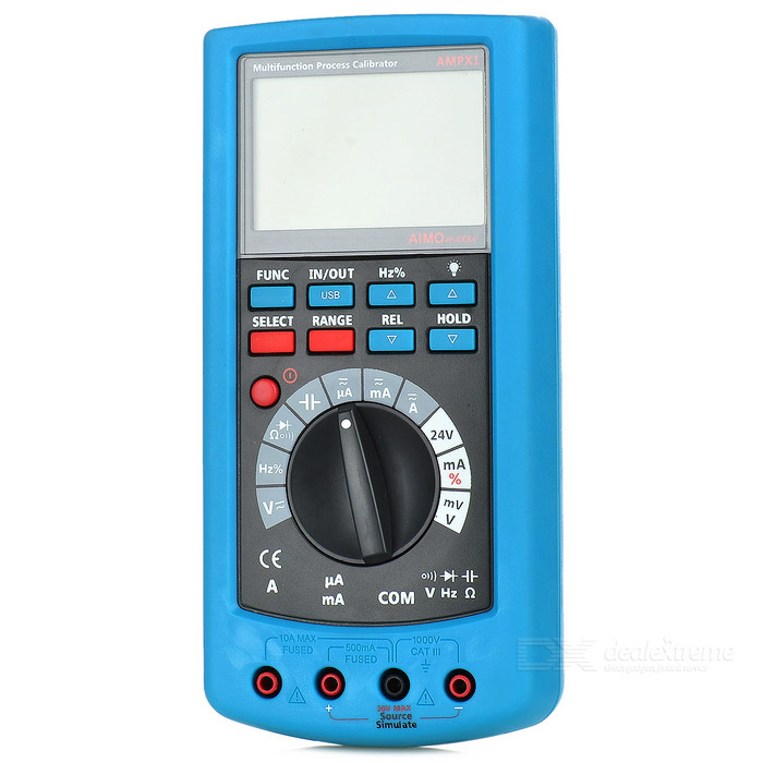 Aimometer AMPX1 Multi-functional Process Calibrator Multimeter