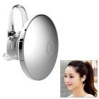 Universal Round Shaped Bluetooth V4.1 In-Ear Headset w/ Mic - Silver + Silvery White