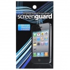 LCD Screen Mirror Protector Set for Iphone 4 - Crystal (2-Pack)