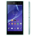 "Sony Xperia C3 (S55U) 5.5"" Quad-Core Android 4.4 WCDMA Bar Phone w/ 8GB ROM - Green + Black(EU Plug)"