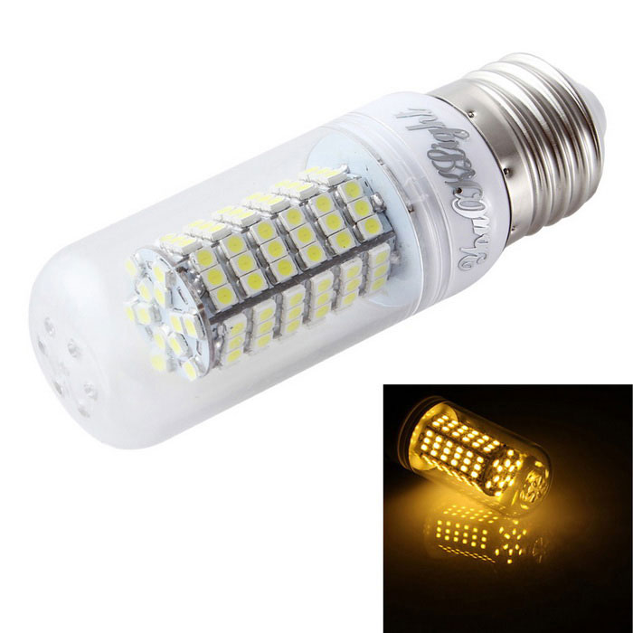 YouOKLight E27 6W LED Corn Light Bulb Lamp Warm White 3000K 120-SMD